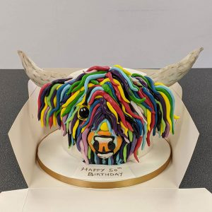 Stephen Brown Cake